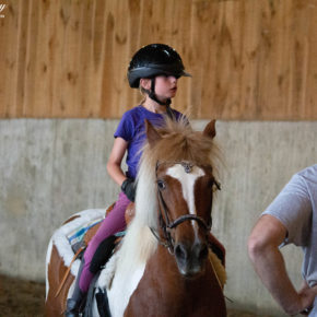 YTR1 Youth Trail Class at Solheimar Farm 2019 Open Sanctioned Show